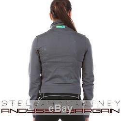 $160 Stella McCartney STELLASPORT Women's Mid Layer Top Longsleeve Jacket XS L