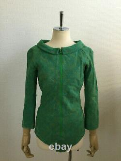 AD2004 Junya Watanabe Comme Des Garcons zipper all in one Tops