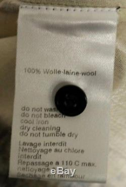 AKRIS Multi-Color Mountain Lake Print Fine Wool Long Sleeve Top 8