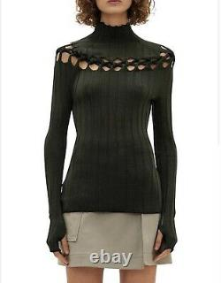 Authentic Dion Lee Braided Skivvy Top