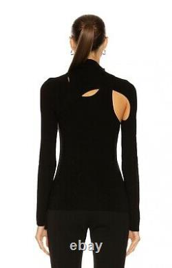 Authentic Dion Lee E-Hook Holster Hybrid Long Sleeve Top
