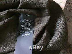 BNWT RRP £590 TOM FORD wool long sleeve polo top sweater size 50 uk/usa 40 or L