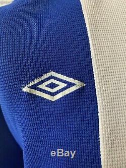 Birmingham City Original Match Worn Penguin Top. Number 7. Long Sleeve. 1975-76