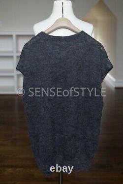 Brunello Cucinelli Sweater top sleeveless lightweight sweater Size xs
