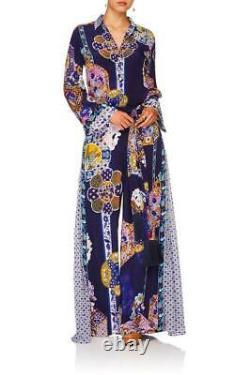 CAMILLA Star Gazer Long Sleeve Shirt Blouse Top XL Regular Fit 16 cost RRP $499
