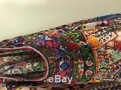 Camilla Franks Kalbelia Queen Drop Shoulder Long Sleeve Top