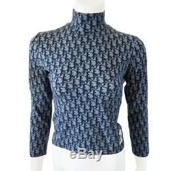 Christian Dior Diorissimo Long Sleeve No 1 Top S/m