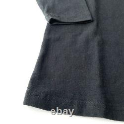 Christian Dior Galliano Vintage J'adore Dior Top Trotter Black 12 Authentic