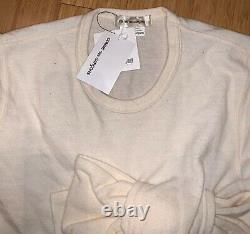 Comme des Garcons wool long sleeve top