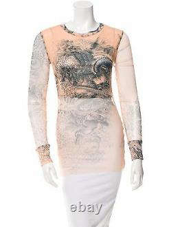 Crazy Cool, Super Rare, Sold Out, New Jean Paul Gaultier Femme Top