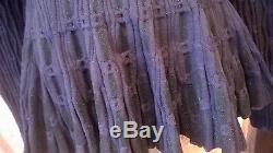 Fantastic Alaia Long Sleeve Top Sz It42 US 0-4 XS S