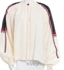 Gucci Long Sleeve Blouse SZ 42 = US SZ 6 NWOT