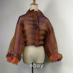ISSEY MIYAKE Cardigan Ladies Size M m3917