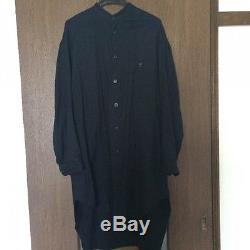 ISSEY MIYAKE Men's Tops Long-Sleeved Shirt Long Length