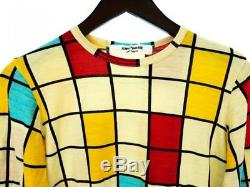 JUNYA WATANABE COMME des GARCONS Tops Cut and sewn Deformed Long sleeve Wool F/S
