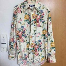 JUNYA WATANABE MAN COMME DES GARCONS Men's Tops Long-Sleeved Shirt Size S