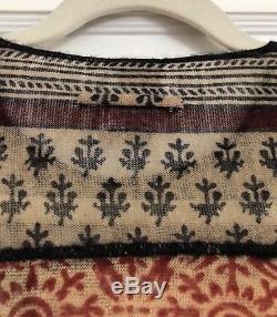 Jean Paul Gaultier Maille Classique Fuzzi Sheer Mesh Wool Long Sleeve Top XS S