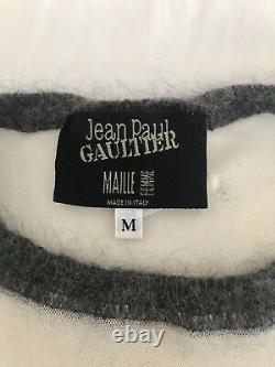 Jean Paul Gaultier Mesh Top Longsleeve, Vintage