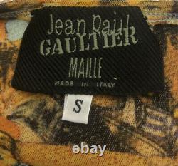 Jean Paul Gaultier Top (Original, Made In Italy) Size S