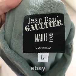 Jean Paul Gaultier Trompe Loeil Vintage Top