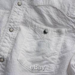 KAPITAL Men's Tops Long-Sleeved Western Shirt Size 3