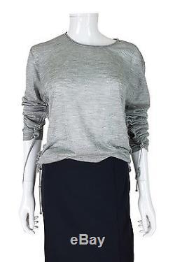 Louis Vuitton Cashmere Long Sleeve Jumper Top