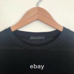 NWOT WARDROBE. NYC Release 05 Long Sleeve Semi-Sheer Banded Crop Top Sz M