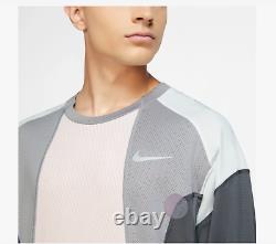 New Nike ISPA Long Sleeve Top Large OverReact Flyknit Hypebeast CK4988-021