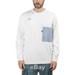 Nike ACG Long Sleeve Top Sweater BQ3620-121 NikeLab Standard Fit Size M (Like L)