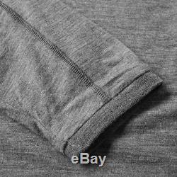 Nike NikeLab ACG Men's Long Sleeve Top Shirt L Gray Hoodie Casual Gym New