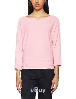 Pinko Women's 1g12g9-y34d Long-Sleeved Top Rosa P50 Medium New