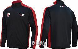 RDX Mens Zip Up Jumper Sweatshirt Top Jacket Pullover Hoodie Training Gym Coat R