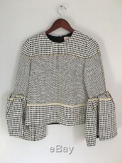 ROKSANDA long sleeve top blouse size 6