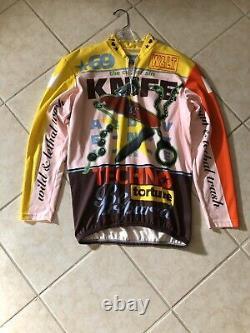 Rare Walter Van Beirendonck 1996/97s Wonderland Longsleeved Cycling Top