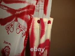 Spectacular Crazy Rare New Jean Paul Gaultier Femme Top With Detachable Sleeves