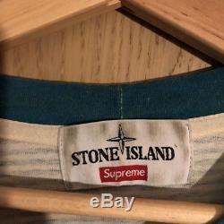 Stone Island X Supreme Longsleeve Top