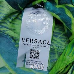 Versace Women's Long Sleeve Top 12 UK 12 Colour Multi