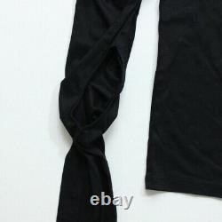 Vintage Helmut Lang Archive 1998 Shirt Top with Elongated Sleeve Women's Size 2