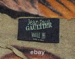 Vintage Jean Paul Gaultier 90s Mona Lisa Top XXS