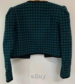 Vintage Yves Saint Laurent diffusion femme Women's Tops and Skirts freeship 0534