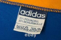 Vintage adidas jacket top original from 70s S/M W. GERMANY COLLECTOR'S ITEM