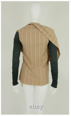 Vivienne Westwood Anglomania Corset long sleeve bustier shawl/cardigan 42 (8 10)