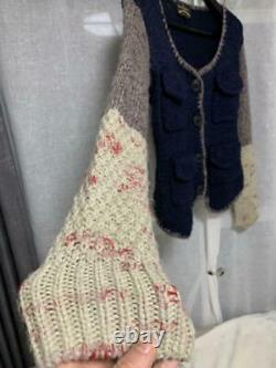 Vivienne Westwood Cardigan Made In Italy Size L tops Long sleeves