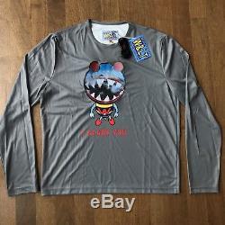 Walter van beirendonck Vintage Puk Puk 1990s 1998 Long Sleeve Top