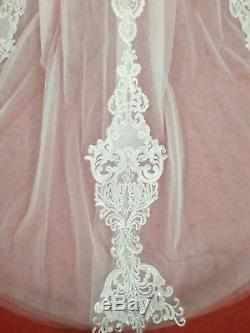 Wedding Dresses Mermaid Chapel Train Long Sleeve Sweetheart Top Lace Bride Dress