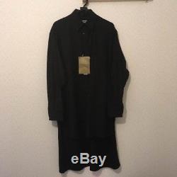 Yohji Yamamoto 2016AD Men's Tops Staff Long-Sleeved Shirt One size fits all